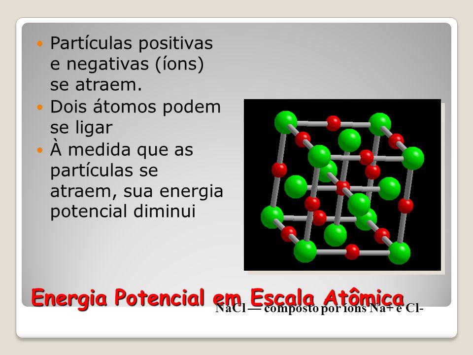 Energia Potencial e Cinética Energia Potencial e Cinética Energia Potencial – energia que um corpo estático possui devido à sua posição. energia que u