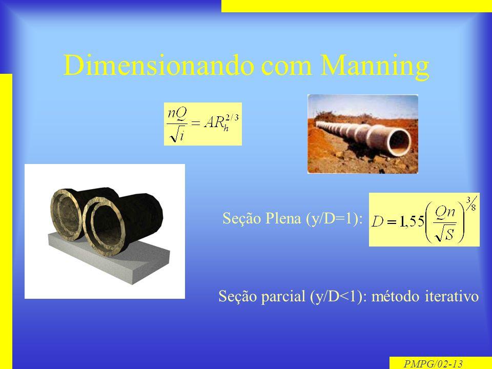 PMPG/02-12 Tubulações ou Galerias