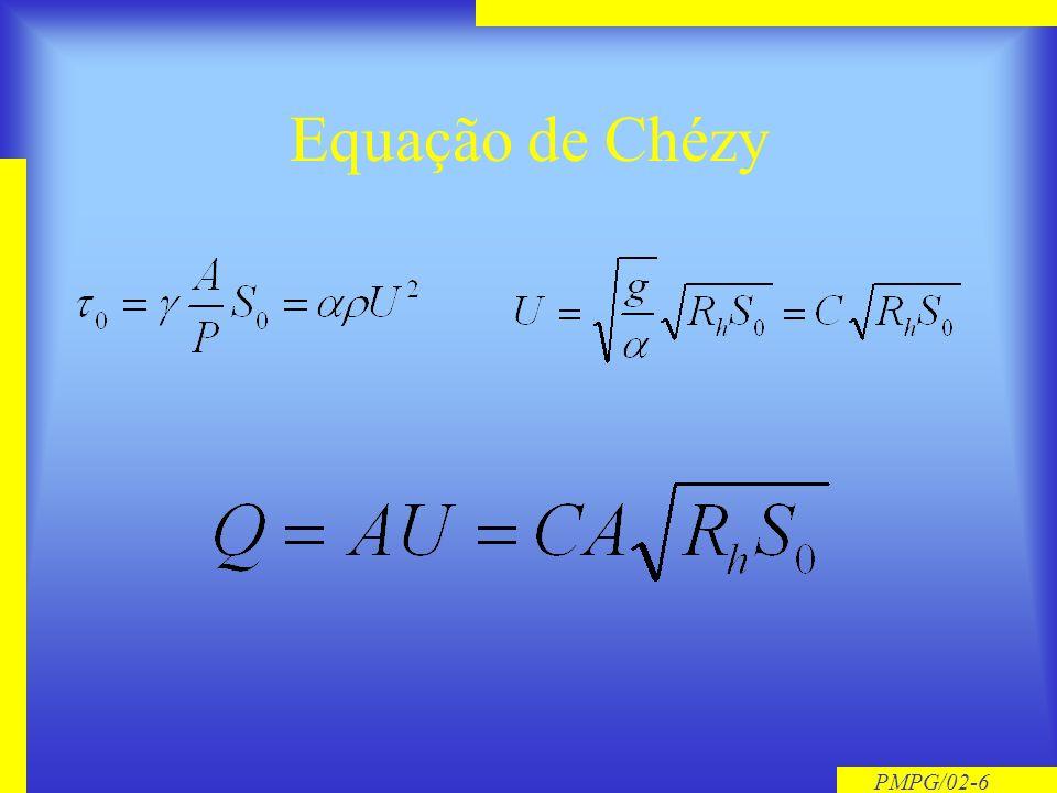 PMPG/02-26 Modelo Numérico Fórmula de Recorrência