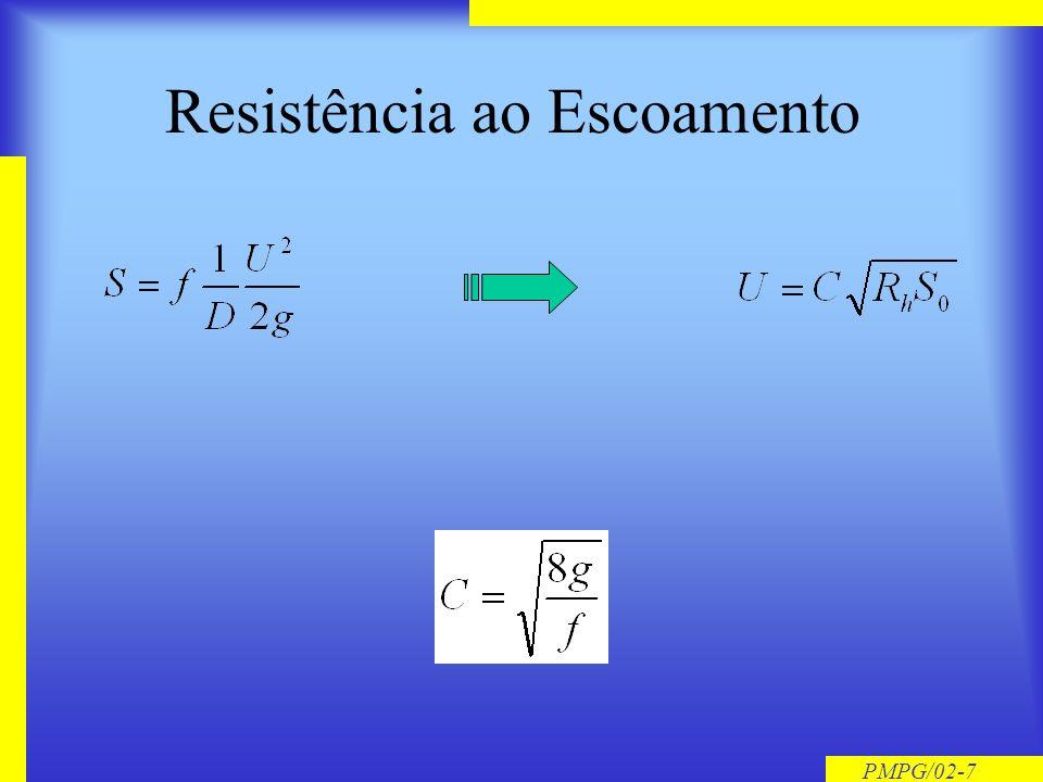 PMPG/02-6 Equação de Chézy