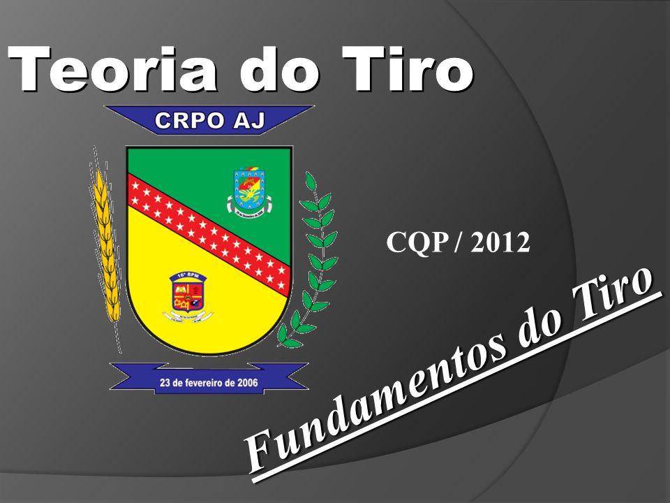 Teoria do Tiro Fundamentos do Tiro CQP / 2012