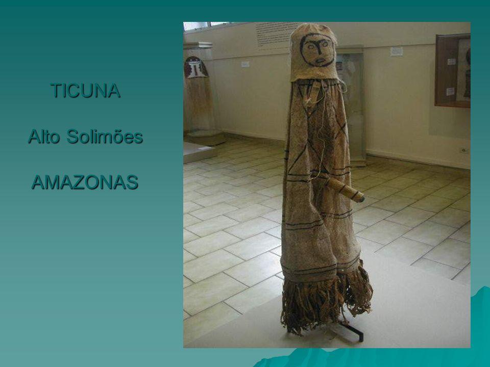 TICUNA Alto Solimões AMAZONAS