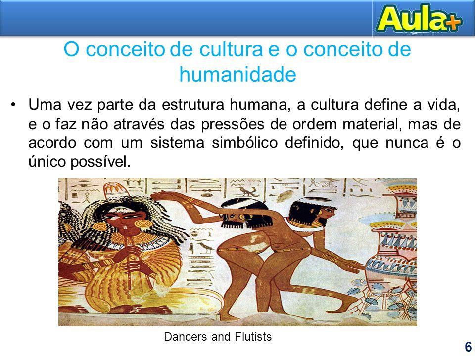 A cultura, portanto, constitui a utilidade, serve de lente através da qual o homem vê o mundo e interfere na satisfação das necessidades fisiológicas básicas.