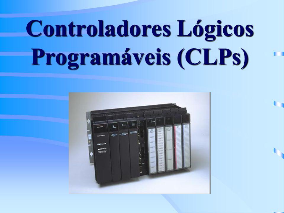 Controladores Lógicos Programáveis (CLPs)