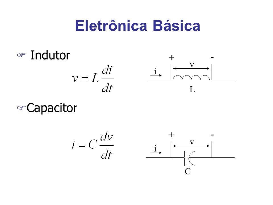 Características Estáticas F Linearidade wmudança reflete linear F Sensibilidade wpercebe mudança F Range wquanto consegue medir F Histerese woscilação ou não x y V(v)