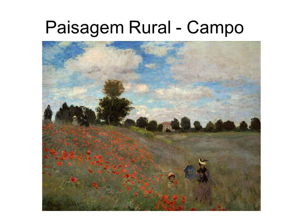 Paisagem Rural - Campo