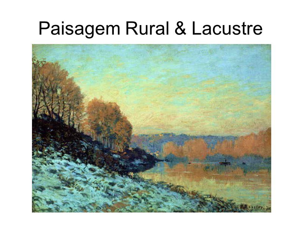 Paisagem Rural & Lacustre