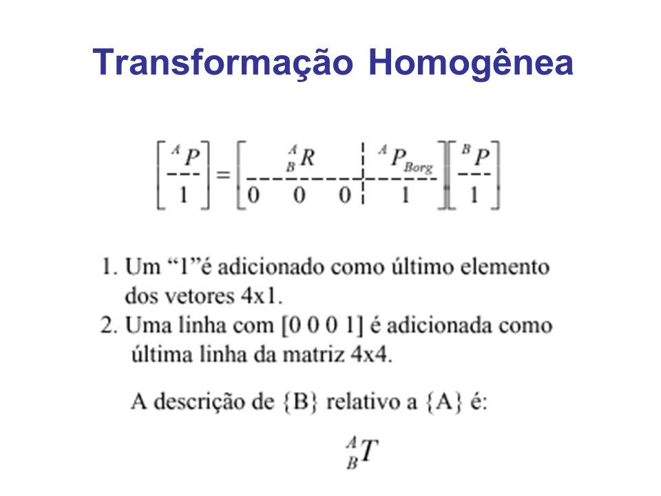 Transformação Homogênea