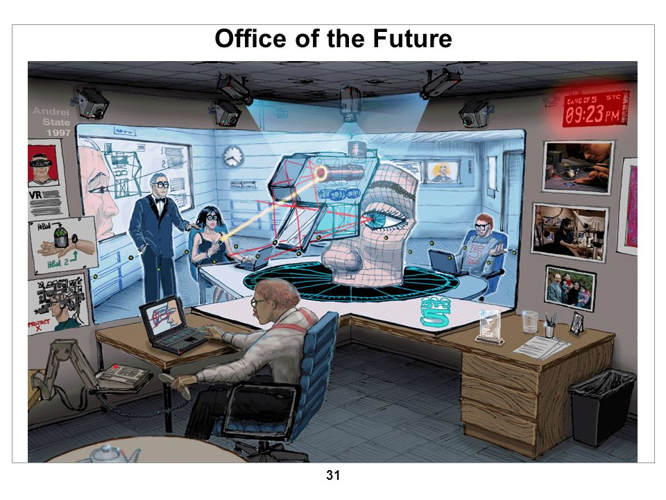 31 Office of the Future