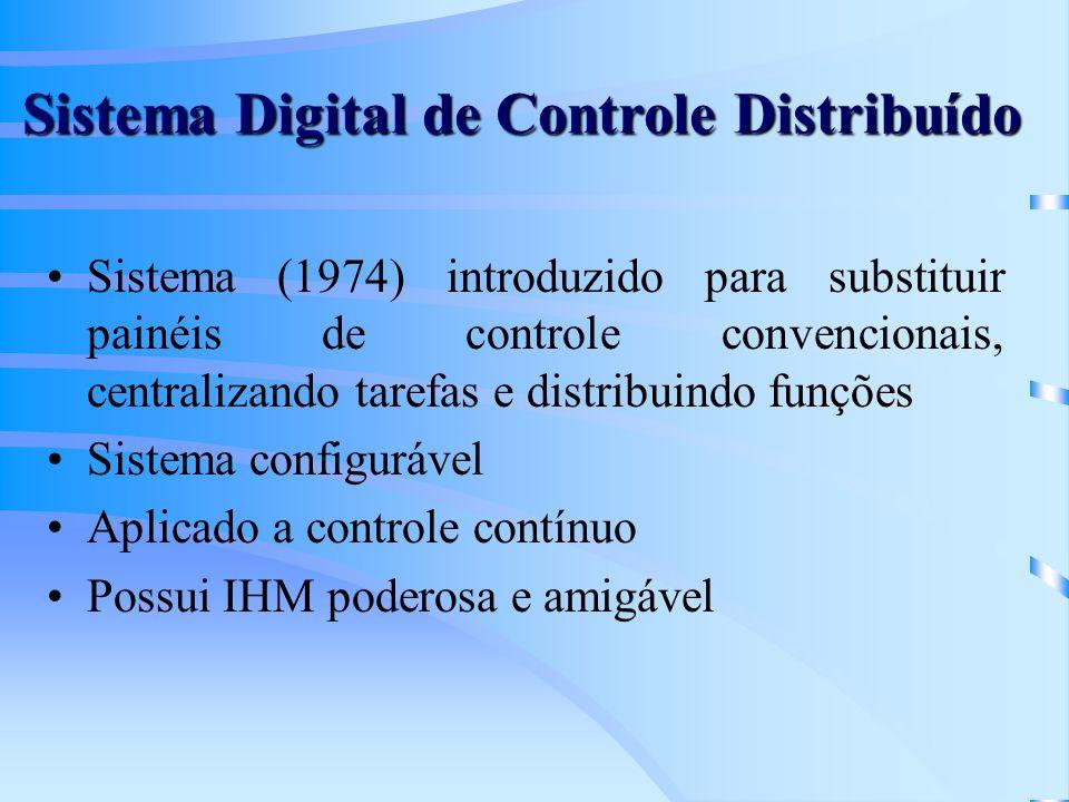 Sistema Digital de Controle Distribuído - SDCD