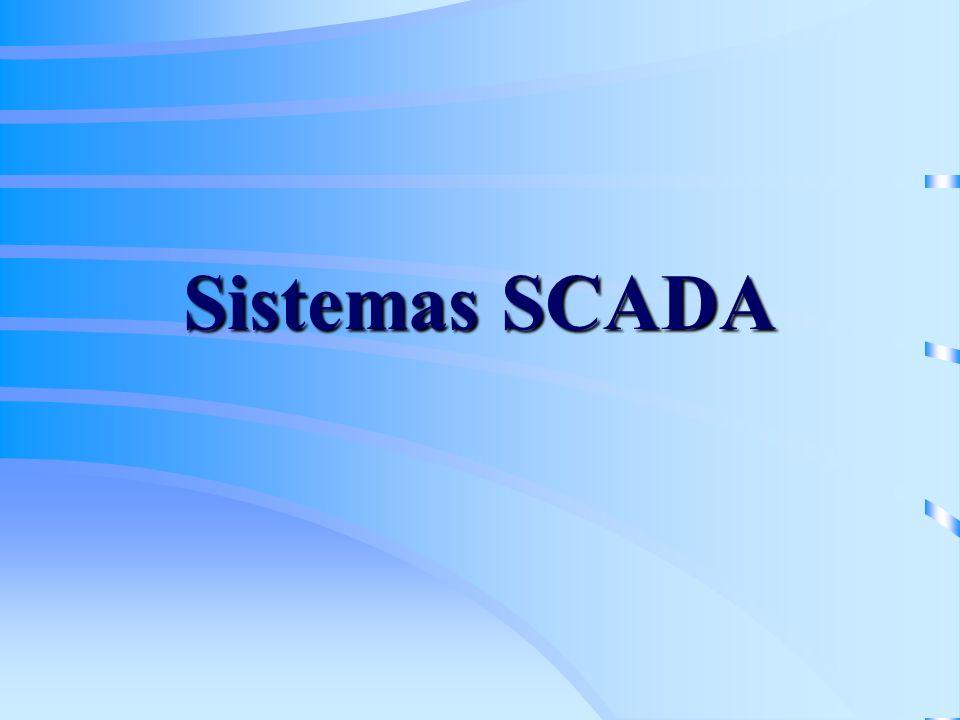 Definição Os sistemas SCADA (Supervisory Control And Data Acquisition) começaram a ser idealizados desde a primeira metade do século XX, com a necessidade de obtenção de dados meteorológicos em grande volume Atualmente eles estão sendo largamente utilizados na indústria, principalmente aquelas cujos processos são geograficamente muito distribuídos