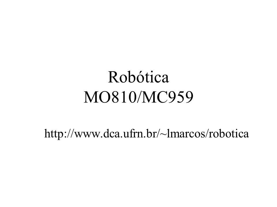 Robótica MO810/MC959 http://www.dca.ufrn.br/~lmarcos/robotica