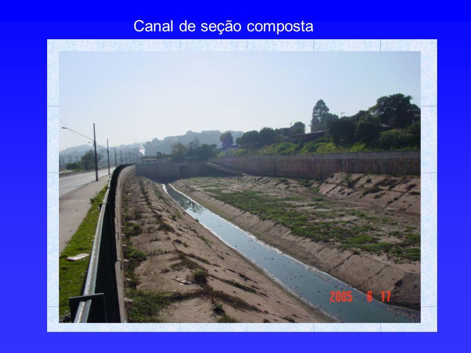 Canal de seção composta