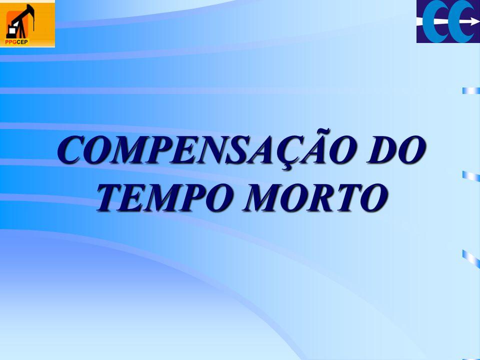 COMPENSAÇÃO DO TEMPO MORTO