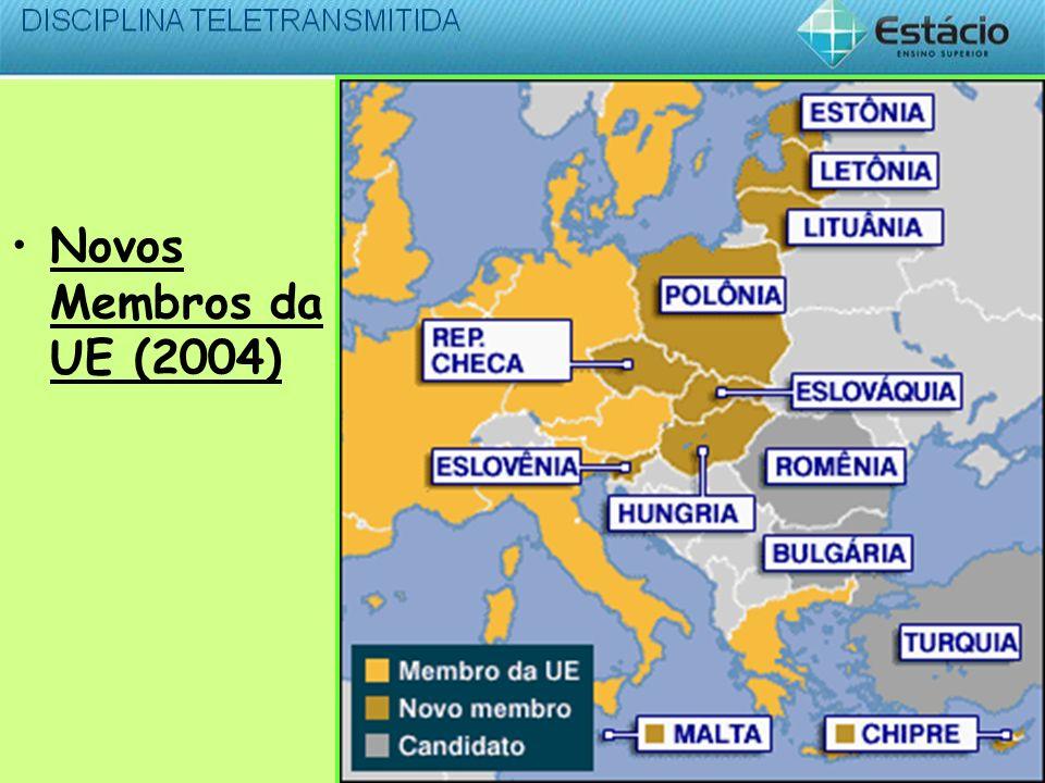 Novos Membros da UE (2004)
