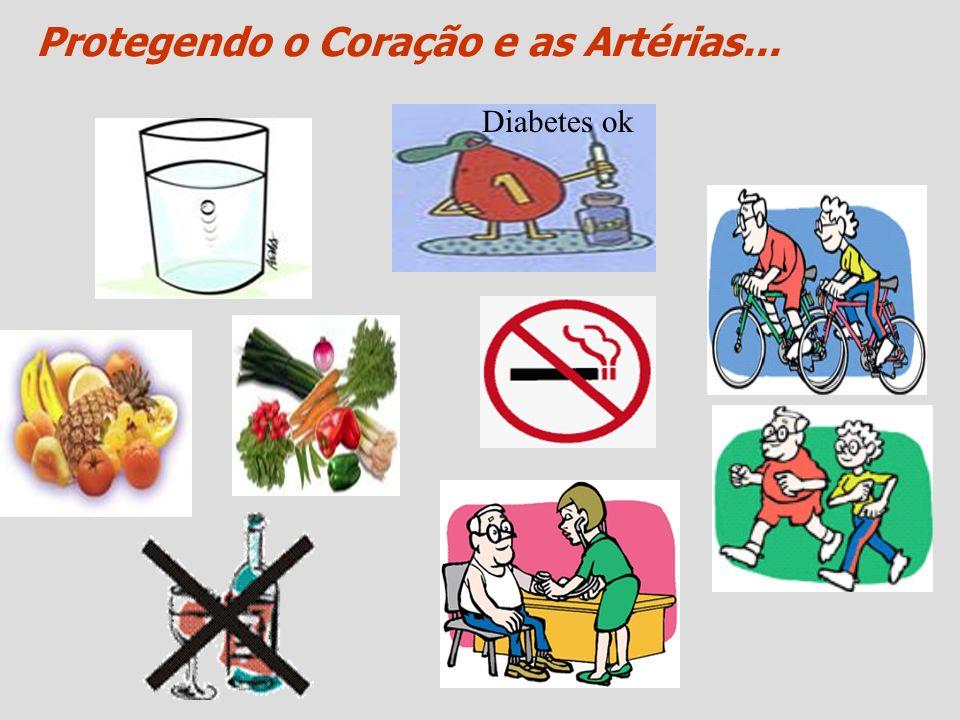Protegendo o Coração e as Artérias... Diabetes ok