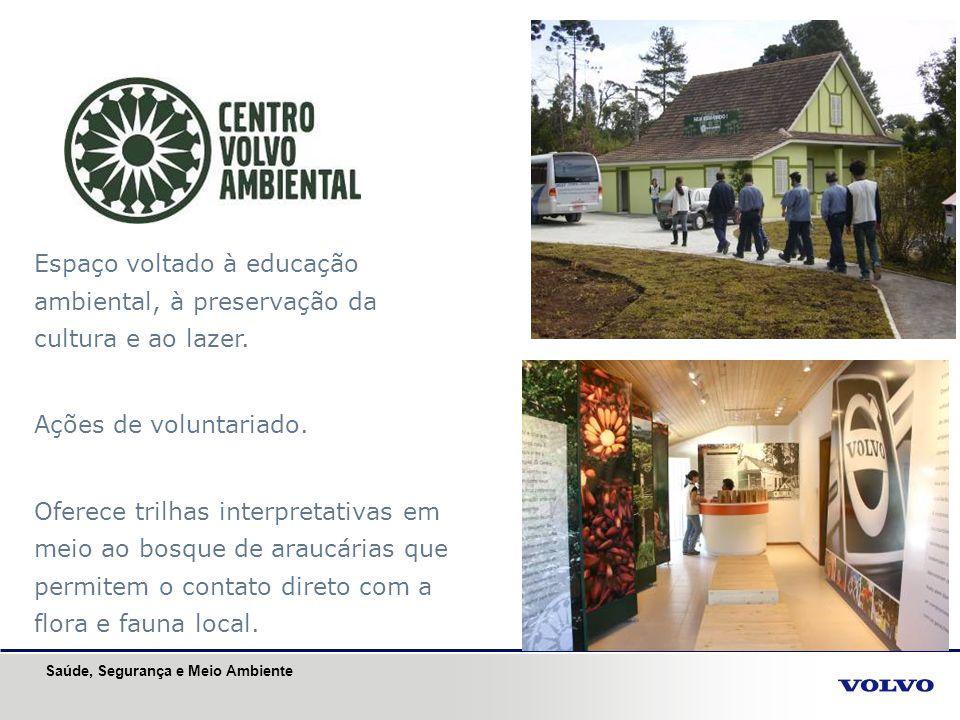 Saúde, Segurança e Meio Ambiente Exemplos de programas que incentivam a cultura da excelência e contribuem para consolidar a qualidade de vida Programa Viva sem Risco: Saúde (Dados a partir do PCMSO, VOAM, Farmácia).
