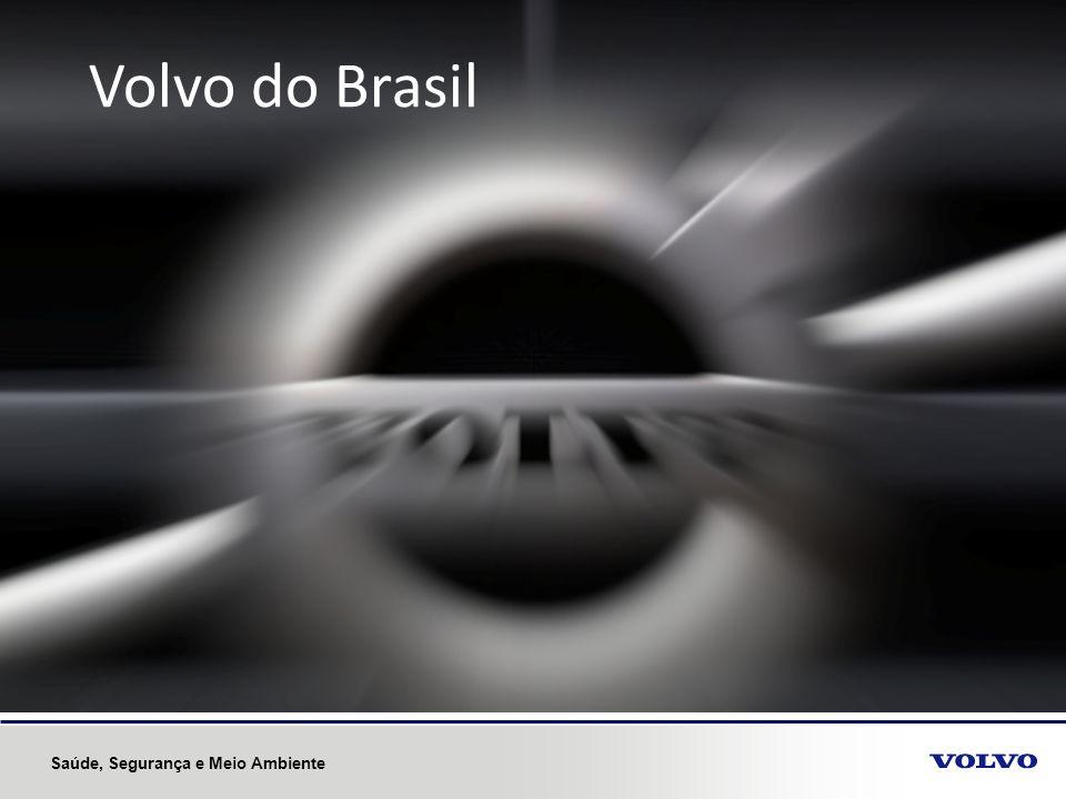 5 Volvo do Brasil Responsável pelos negócios da marca na América do Sul Fábrica de Curitiba: 1977 Fábrica de Pederneiras: 1975 4.550 funcionários Saúde, Segurança e Meio Ambiente