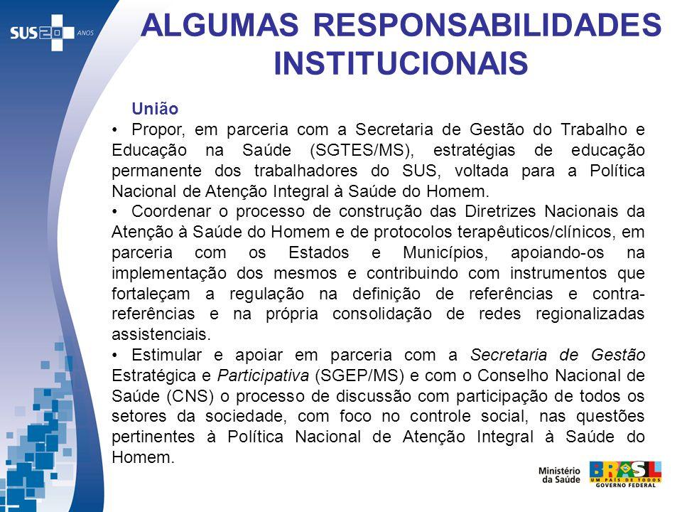 União Propor, em parceria com a Secretaria de Gestão do Trabalho e Educação na Saúde (SGTES/MS), estratégias de educação permanente dos trabalhadores