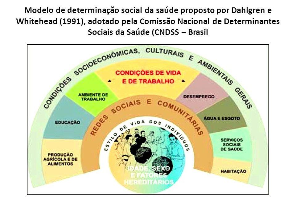 3. O TRABALHO COMO PROMOTOR DE DOENÇA, INCAPACIDADE E MORTE (CAUSAS APARENTES OU IMEDIATAS)