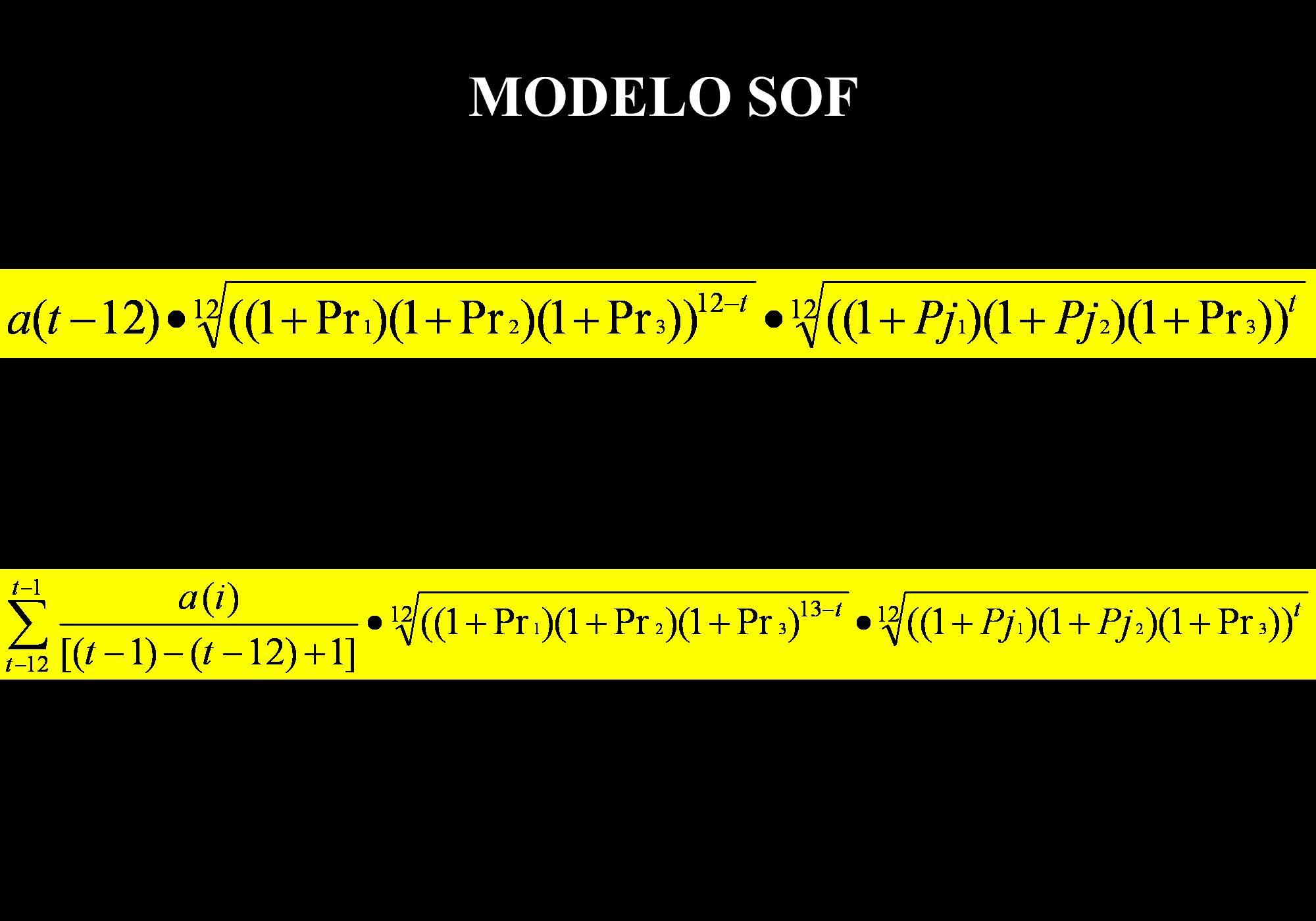MODELO SOF