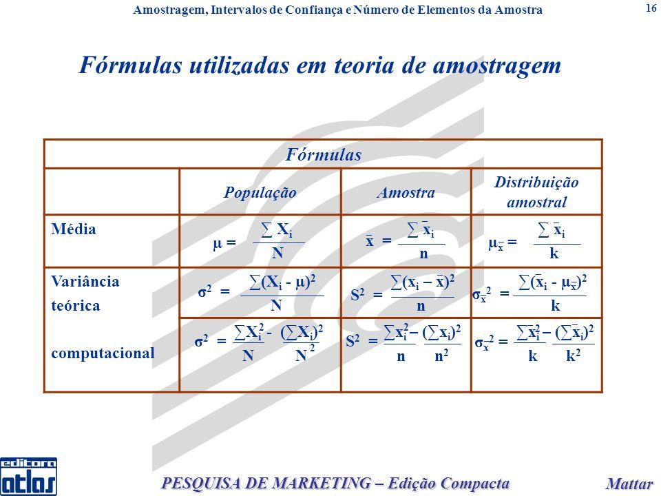 Mattar Mattar PESQUISA DE MARKETING – Edição Compacta 16 p.