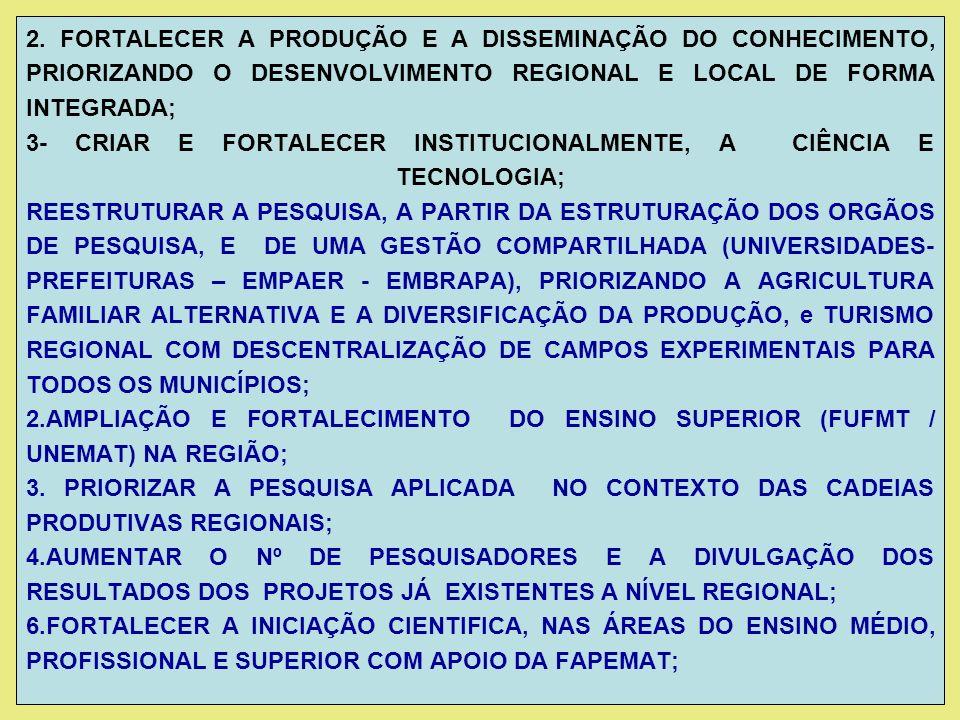 6.ASFALTAMENTO POCONÉ – PORTO CERCADO (ESTRADA PARQUE); 7.ASFALTAMENTO POCONÉ – KM 17 TRANSPANTANEIRA; 8.ASFALTAMENTO CAMPO VERDE – NOVA BRASILÂNDIA – PLANALTO DA SERRA – PARANATINGA; 9.