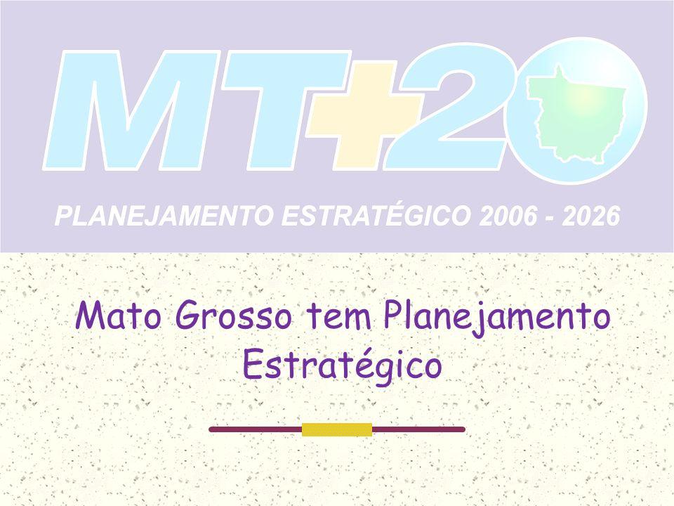 Mato Grosso tem Planejamento Estratégico