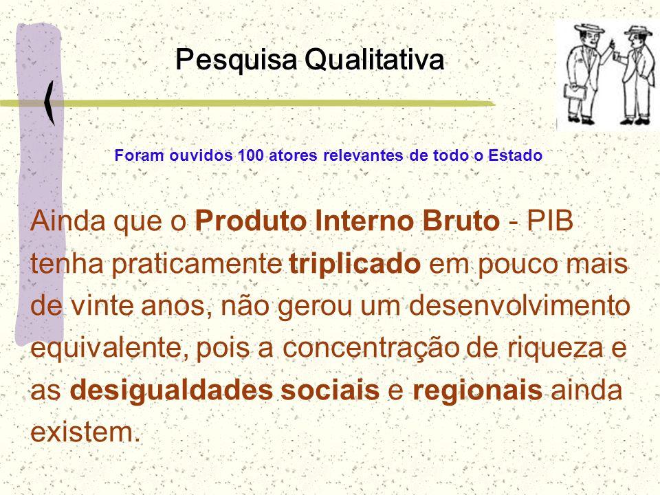 MACRO OBJETIVO 09: Crescimento e dinamização da economia de Mato Grosso 3,0% 4,0% 5,0% 6,0% 7,0% 8,0% 9,0% 10,0% 20052010201520202026 Acompanhando o bom desempenho da economia nacional que deve crescer a uma taxa média de 5,7% aa, entre 2005 e 2025, a economia mato-grossense deve experimentar uma expansão vigorosa em ritmo superior à nacional, cerca de 9,1% aa, projetando para o final do período um PIB da ordem de R$ 153,4 bilhões (a preços de 2004).