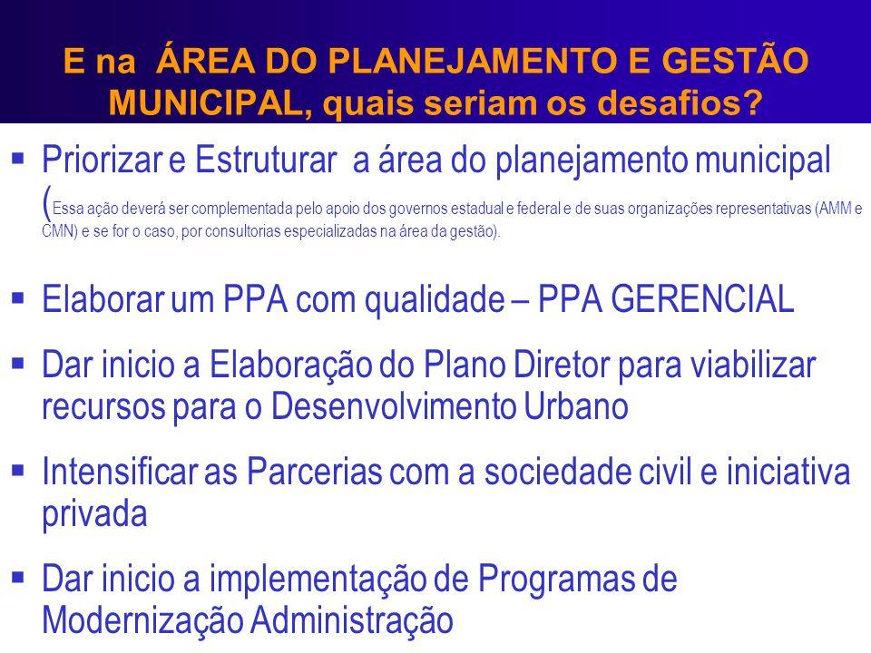 Nosso Objetivo - Capacitação Contribuir para o aperfeiçoamento dos instrumentos legais de planejamento: PPA,LDO e a LOA e a concertação/integração das políticas públicas nos três níveis de governo