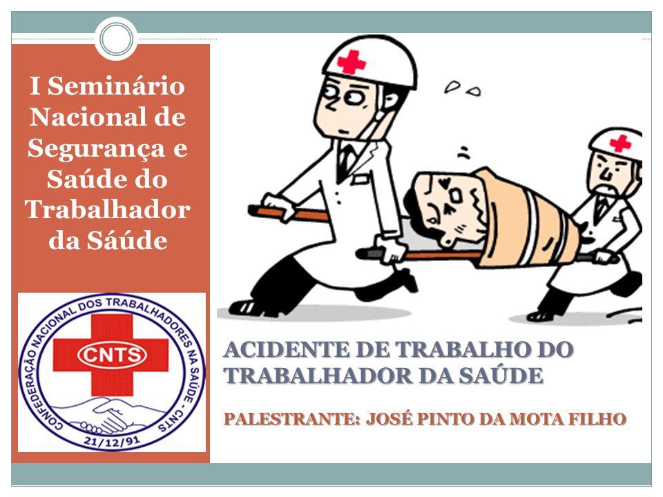 ATUALIDADES Os acidentes de trabalho são evitáveis e causam grande sofrimento para a sociedade, além de significativo impacto sobre a produtividade e a economia.