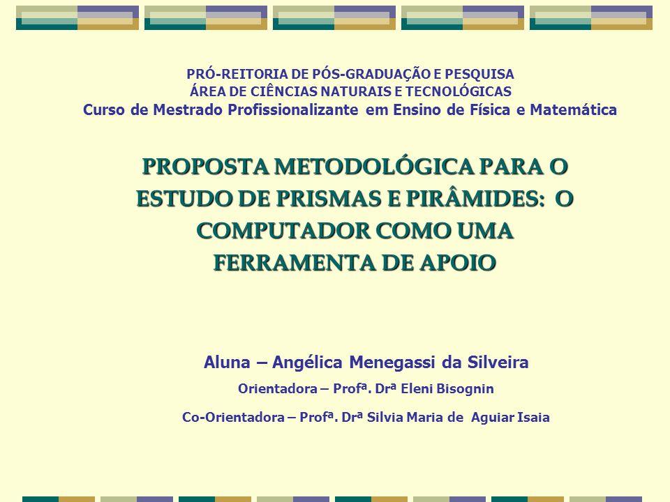 UNIFRA APRESENTAÇÃO Neste CD são apresentadas atividades desenvolvidas com uma turma do terceiro ano do Ensino Médio de uma escola pública.
