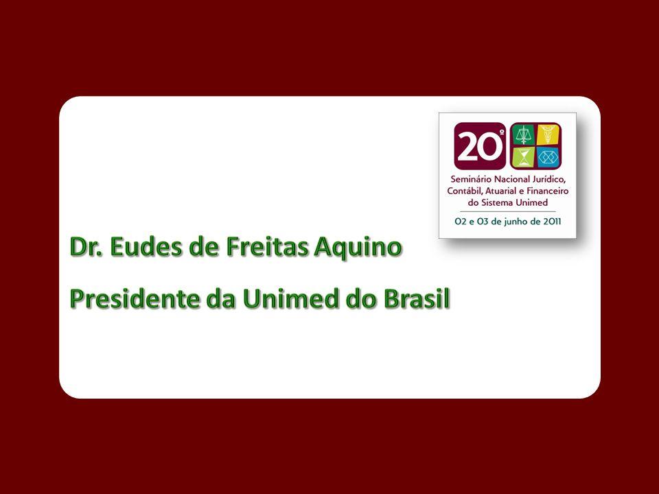 Norte 16 Unimeds - 4% Centro-Oeste 33 Unimeds - 9% Fonte: Cadastro Geral de Unimeds – Unimed do Brasil Distribuição das Unimeds por Região Geográfica Sudeste 177 Unimeds - 48% Nordeste 72 Unimeds - 19% Sul 74 Unimeds - 20%