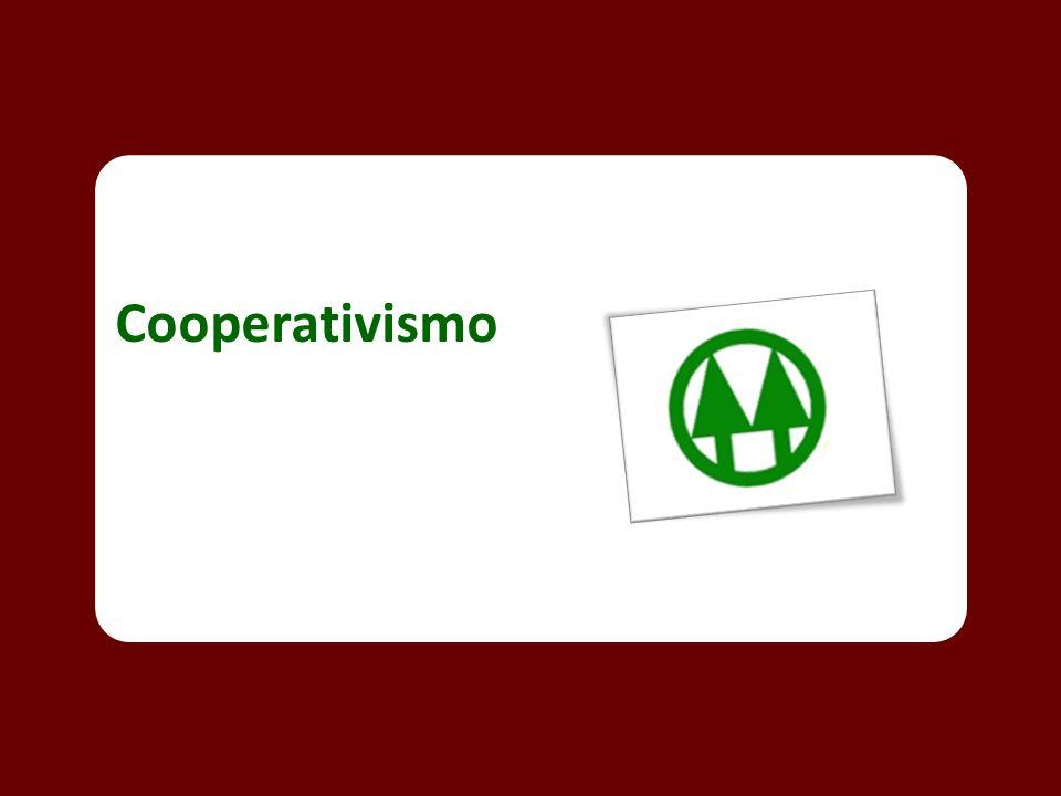 O Cooperativismo é um sistema econômico que faz das cooperativas a base de todas as atividades de produção e distribuição de riquezas, tendo como objetivos difundir os ideais em que se baseiam, no intuito de atingir o pleno desenvolvimento econômico e social.