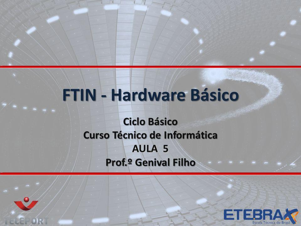 Finalização da montagem (testes e verificação de componentes) boot, configuração da BIOS, diagnóstico e solução de problemas.