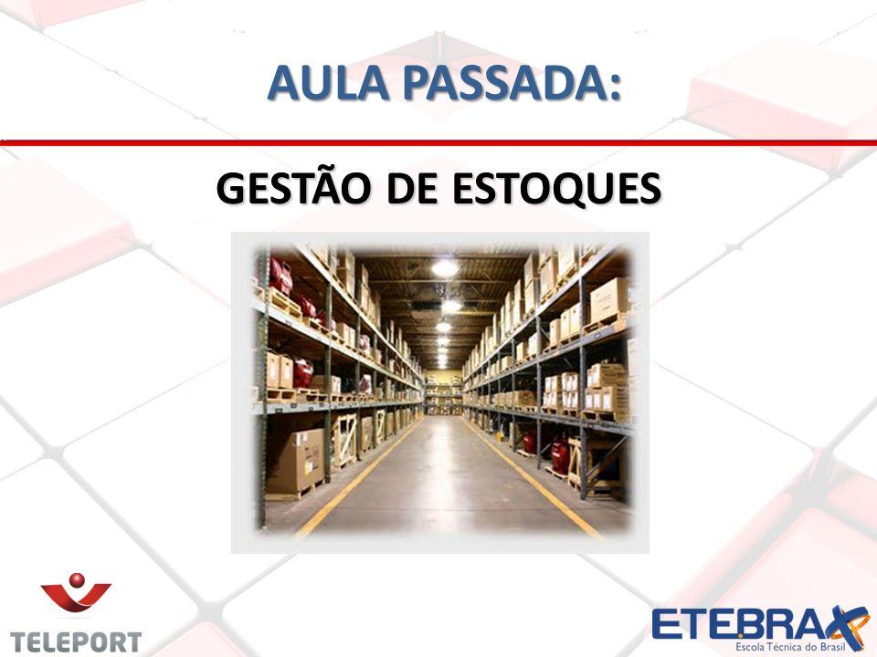 GESTÃO DE ESTOQUES NS= DEMANDA ATENDIDA DEMANDA REQUERIDA