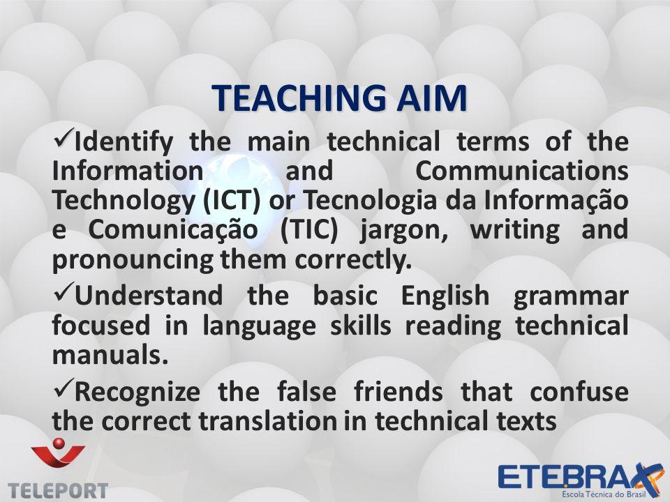 TÉCNICAS PARA LEITURA SUFIXOS –ING e -ED Particípio, quando acompanham os verbos be and have.