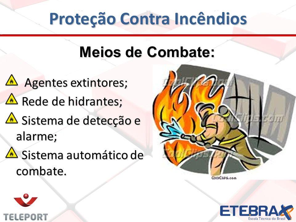 Proteção Contra Incêndios Meios de Evacuação: Escadas Enclausuradas; Saídas de emergência; Elevador de segurança; Áreas de refúgio.