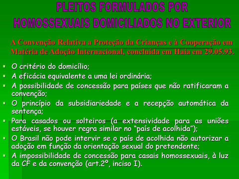Art. 6º ECA Art. 19 ECA Art. 29 ECA Art.28§2º ECA Art.43 ECA