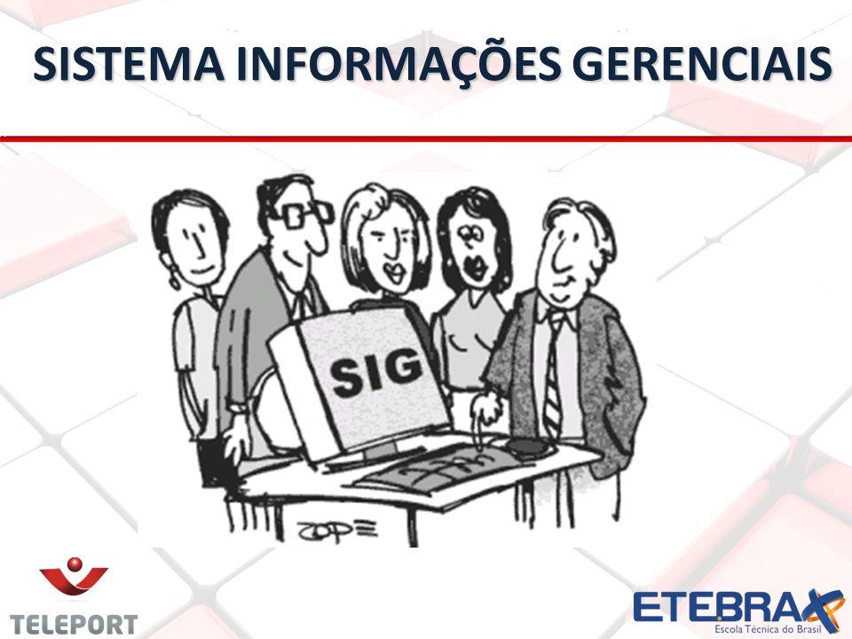 SISTEMA INFORMAÇÕES GERENCIAIS SISTEMA INFORMAÇÕES GERENCIAIS