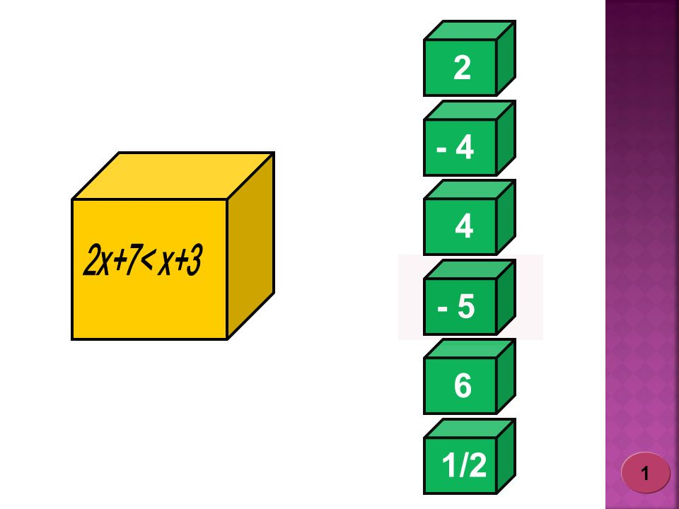 2 - 4 1/2 - 5 6 4 1