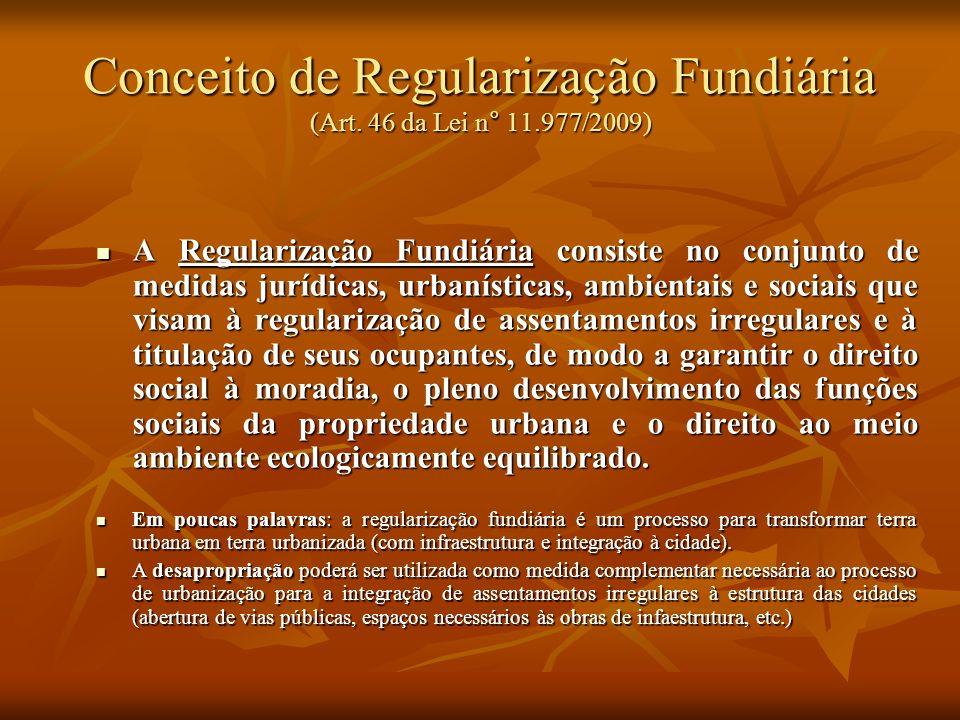 Legitimação (Art.