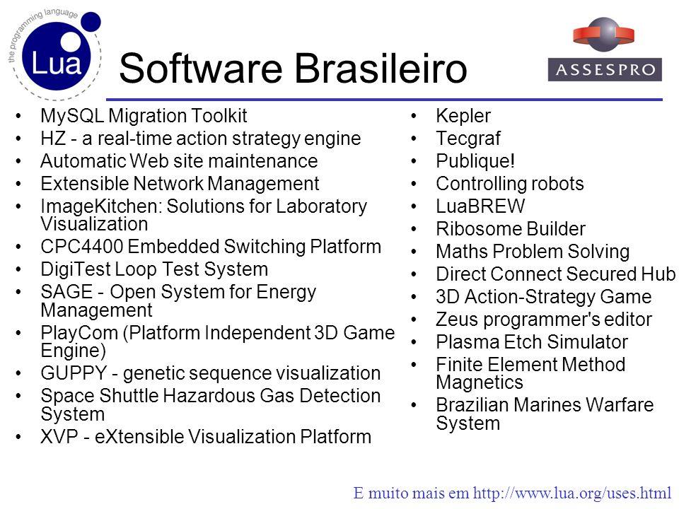 TI no Brasil Mercado interno é dominante (97%) 121.147 empresas de TI ativas Compras Governamentais correspondem a aproximadamente 40% do mercado Hardware continua merecendo maior atenção Projetos de Dimensões Grandiosas Desarticulação inter e intra Governo Preferência por Multinacionais