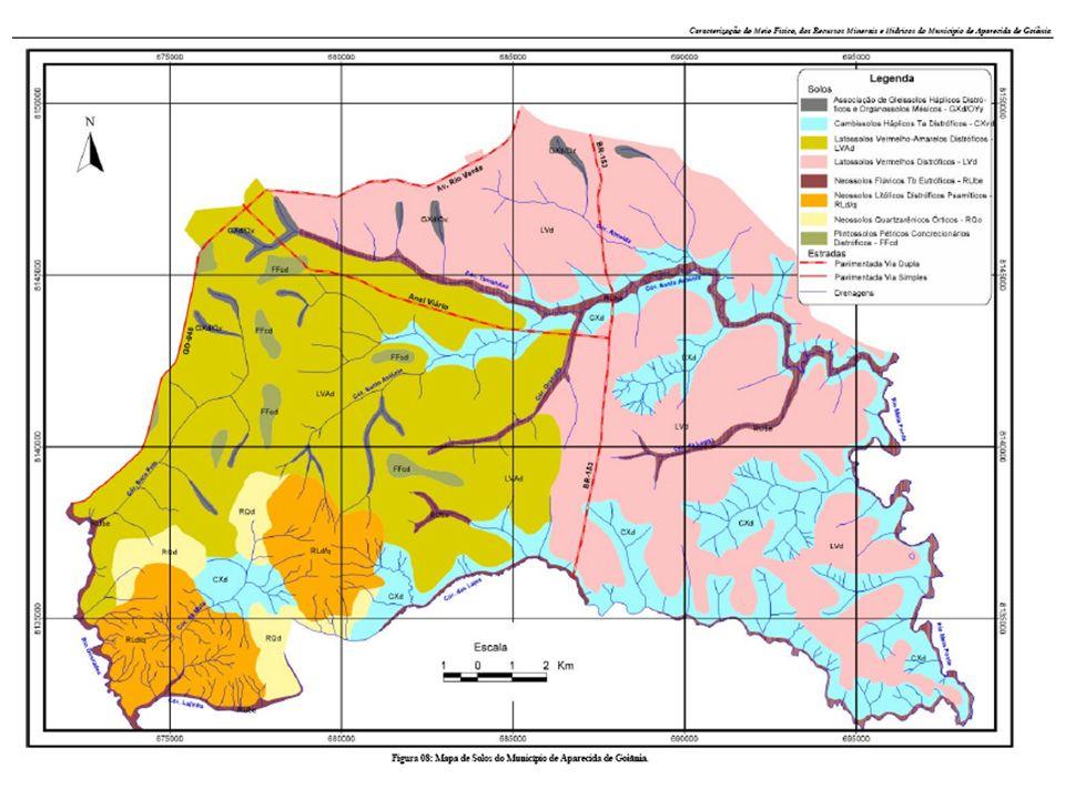 Bacia Hidrográfica do Rio Monjolinho – São Carlos