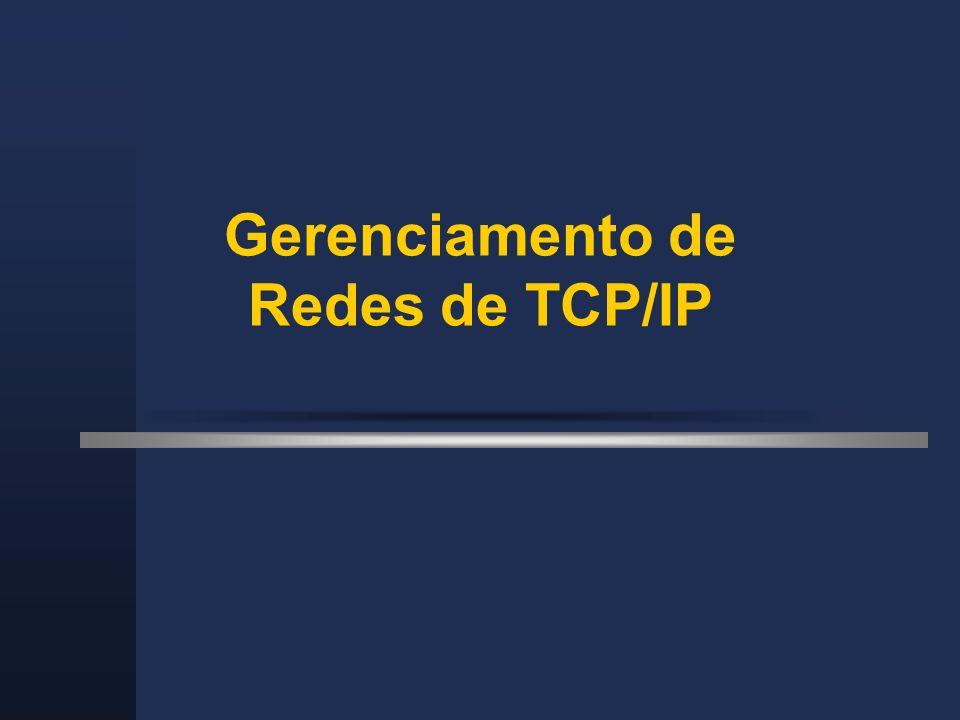SNMP - Campos das Mensagens Tipo de PDU.