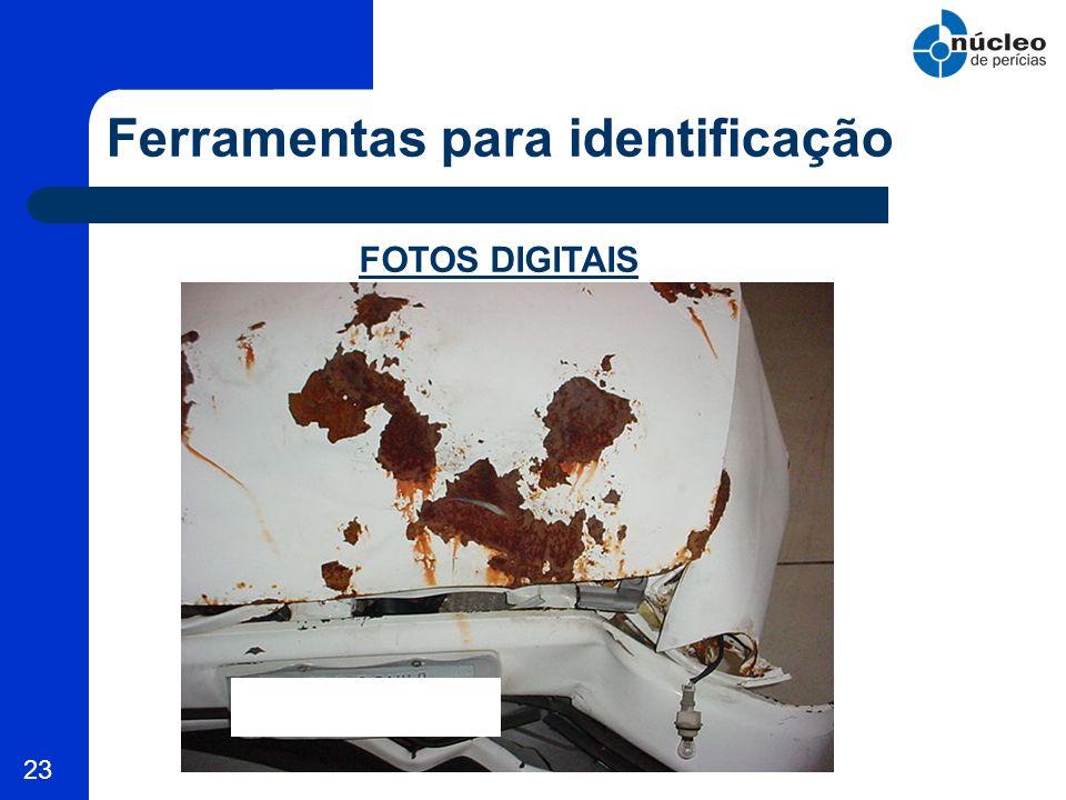 23 Ferramentas para identificação FOTOS DIGITAIS