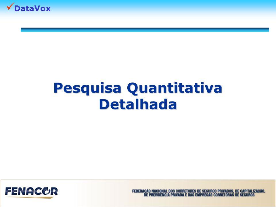 DataVox Pesquisa Quantitativa Detalhada