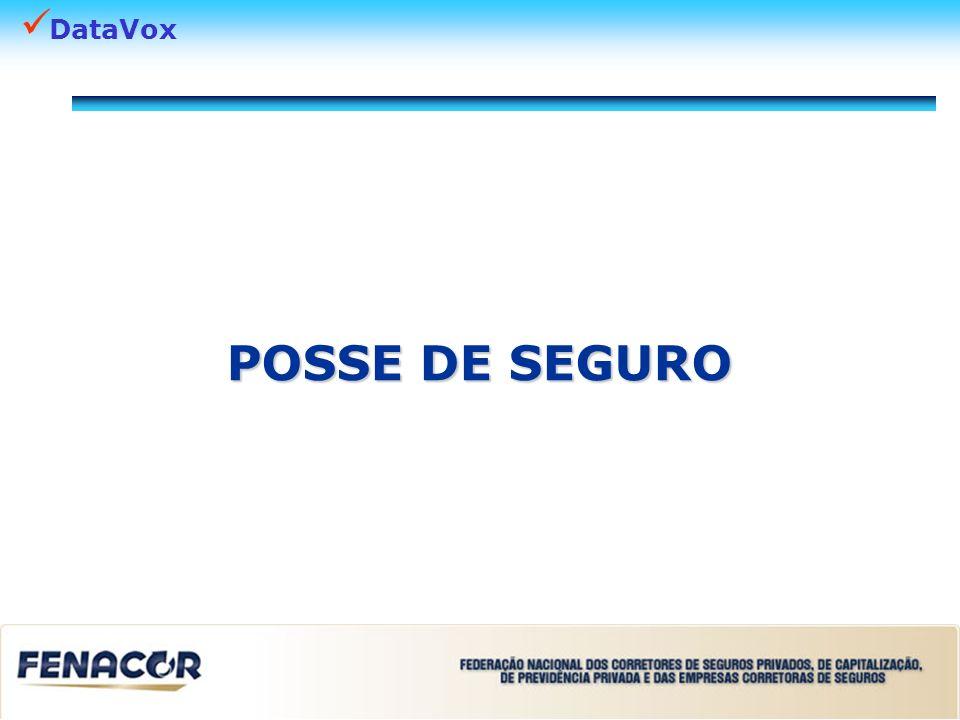 DataVox POSSE DE SEGURO