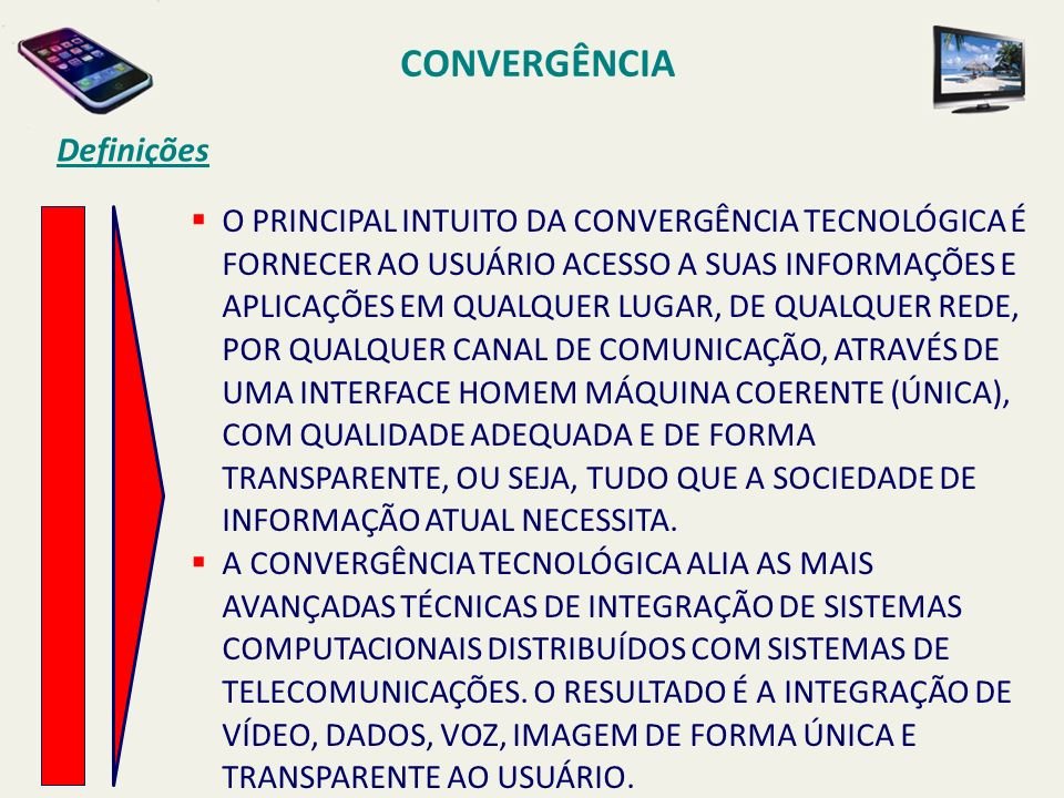 Faixas de Frequências TV MÓVEL E TV PORTÁTIL