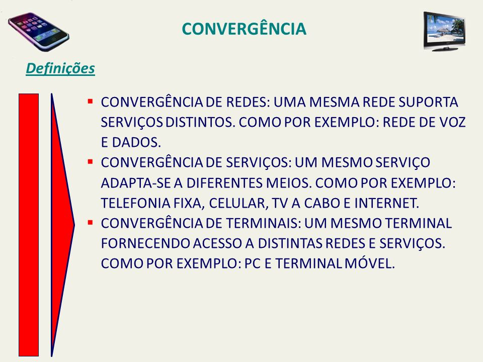 TV MÓVEL PAGA Contribuição dos Atores na Cadeia de Valor Convergente AGÊNCIAS DE PUBLICIDAD E P RODUTOR I NDEPENDENTE R ADIODIFUSOR OPERADOR DE REDE DE DISTRIBUIÇÃ O DE TV DIGITAL PORTÁTIL O PERADORA M ÓVEL F ABRICANTE DE T ERMINAIS P ORTÁTEIS C LIENTE R ECEITA COM P UBLICIDADE DIVISÃO DE RECEITA P AGAMENTO C ONTEÚDO E D IREITOS A UTORAIS C ANAL DE R ETORNO ( INTERATIVIDADE PARA TODOS OS SERVIÇOS ) C ANAIS A BERTOS C ONTEÚDO P AGO SOB D EMANDA C ONTEÚDO M ULTIMÍDIA C OMPLEMENTAR DIVISÃO DE RECEITA P AGAMENTO DE C ONTEÚDO SOB D EMANDA C ONTROLE DA R EDE PODERIA SER : R ADIODIFUSOR.
